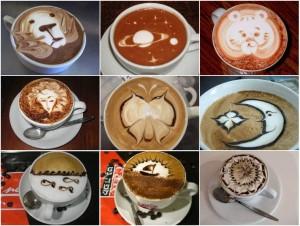 Multiplecoffeeart