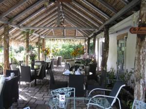 BeyondOrganic Restaurant, Volcan, Panama