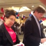 Drs Rima and Andrew Wakefield